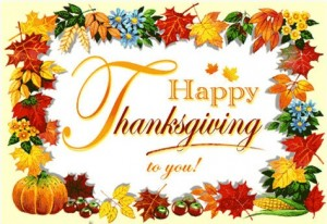 Happy Thanksgiving Core Environmental Contractors Belmont, MA