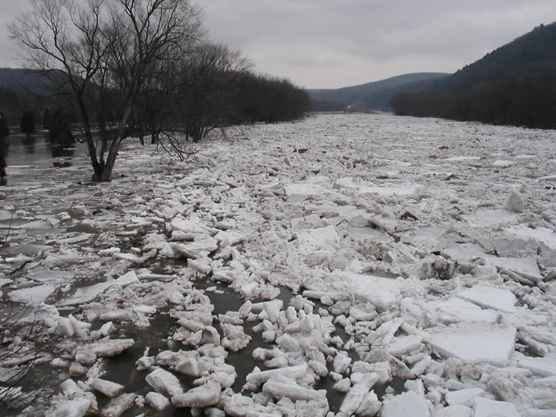 Water Damage Restoration Services from Ice Jams in New Hampshire